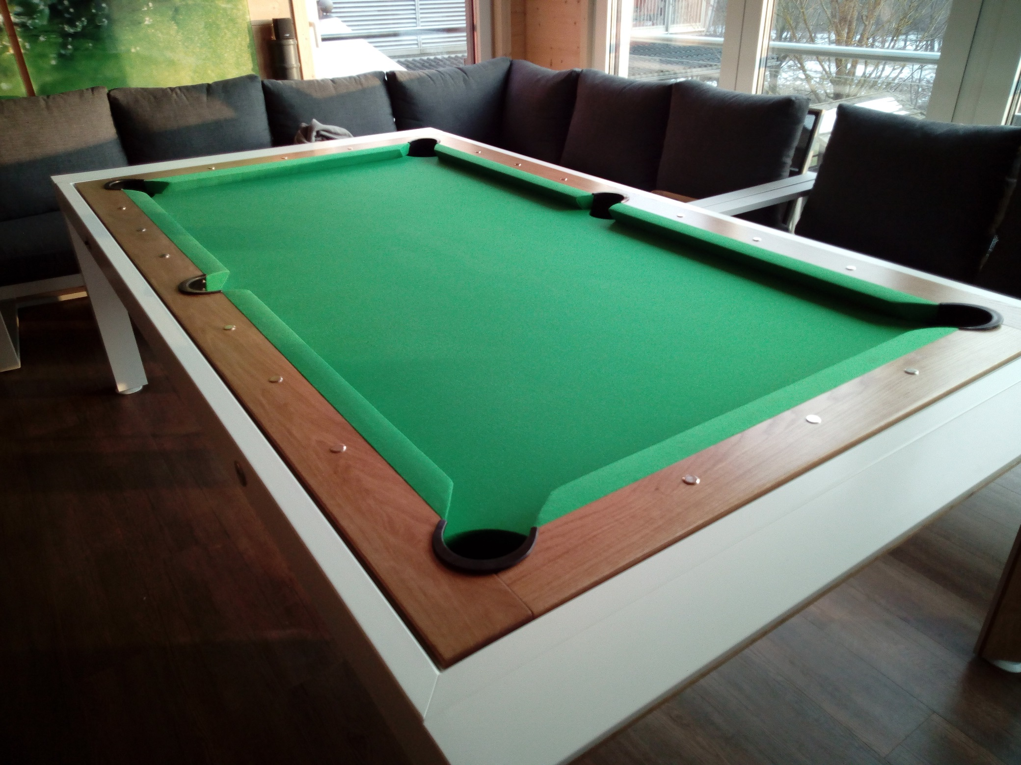 Billard table vienna 180 acheter en ligne billard lissy - Taille table snooker ...