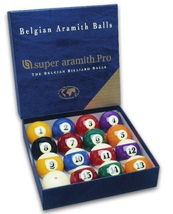 Billes Pool Super Aramith pro