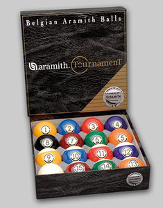Billes Pool Aramith Tournament Duramith 57.2mm
