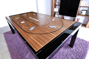 Table de billard et de poker- BL-180 METAL