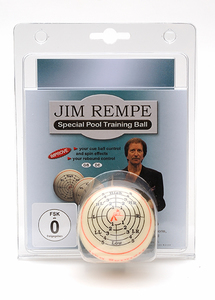Special Pool Training Ball 57.2 mm Jim Rempe